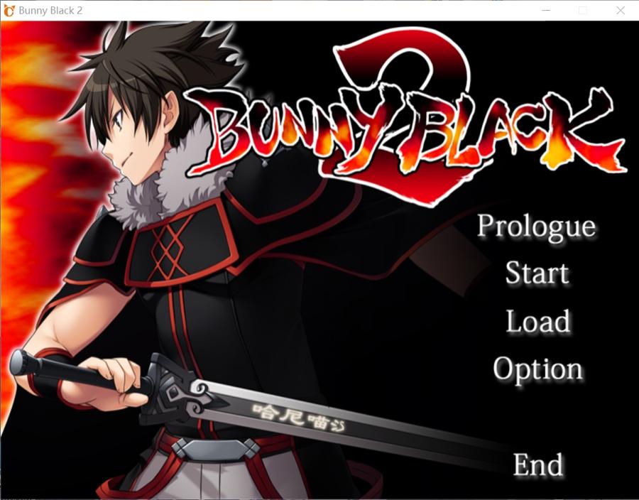 【哈尼喵汉化组】Bunny Black2(pc)