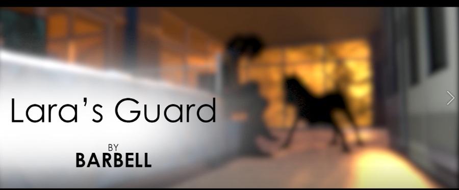 [3D动画] 【3D同人/全动态】Barbell:劳拉与Doge的幸福生活【1-4】完整合集1080HD版【1.8G】