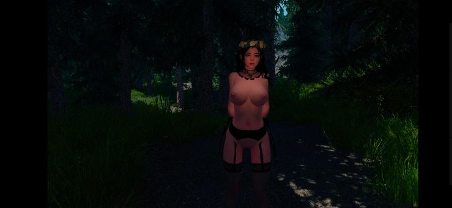 (白嫖福利)[3D动画]上古卷轴·韩国小姐姐