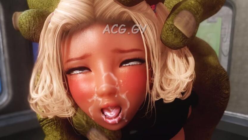 【3D动画/汉化】[Chocoンとこ] 囚われの王女プリン~深い森に堕ちた妖精~后篇