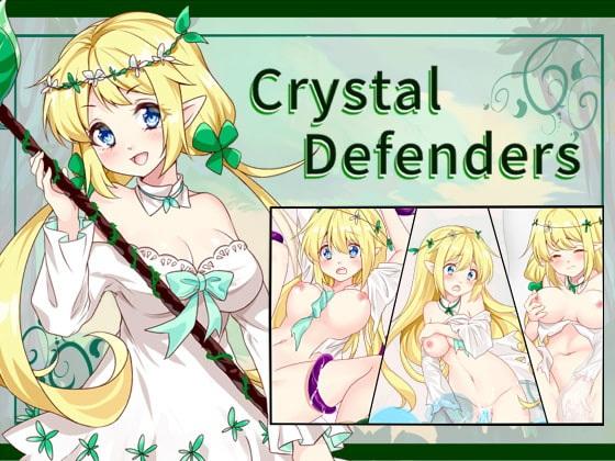 (白嫖)【策略SLG/无文本】水晶防御姬!Crystal Defenders 完整正式版【100M】【新作/全CV】