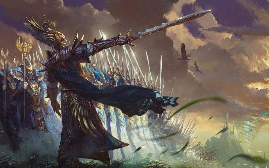 全面战争:战锤2(Total War: WARHAMMER II)集成全部DLC PARADOX镜像版[CN/EN]