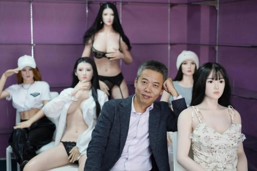 [转载]硅胶娃娃在中国:性、财富和限制