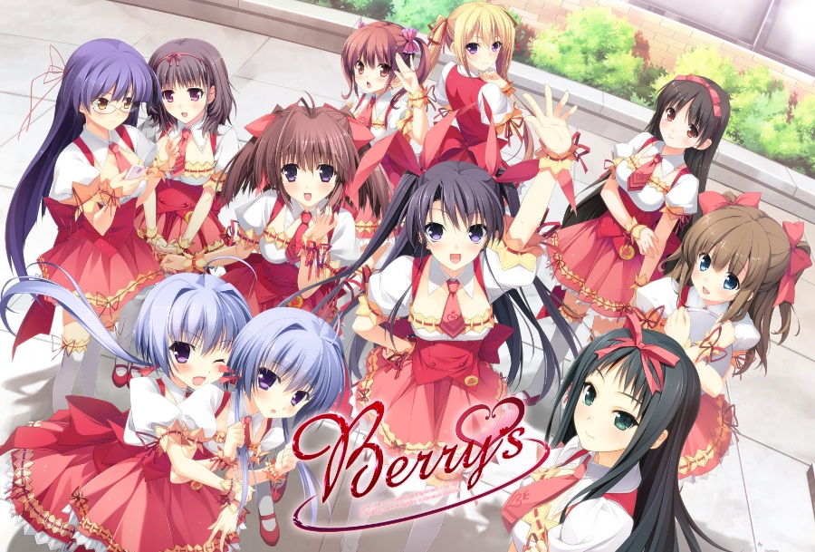 Berry's【PC/KRKR/汉化】
