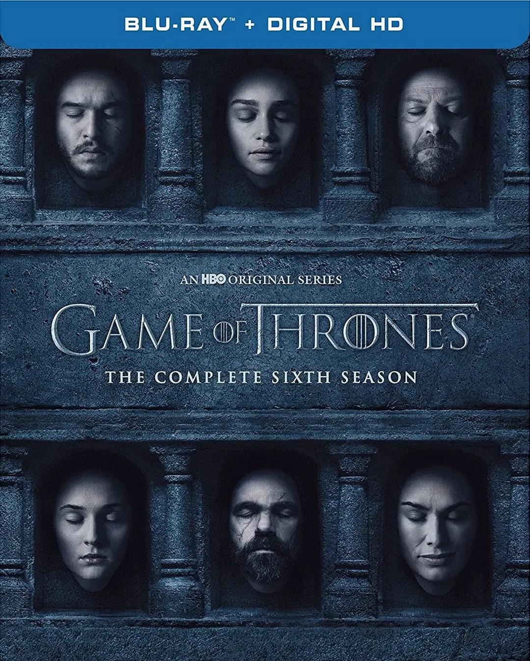 权力的游戏 第六季 Game of Thrones Season 6【10G】