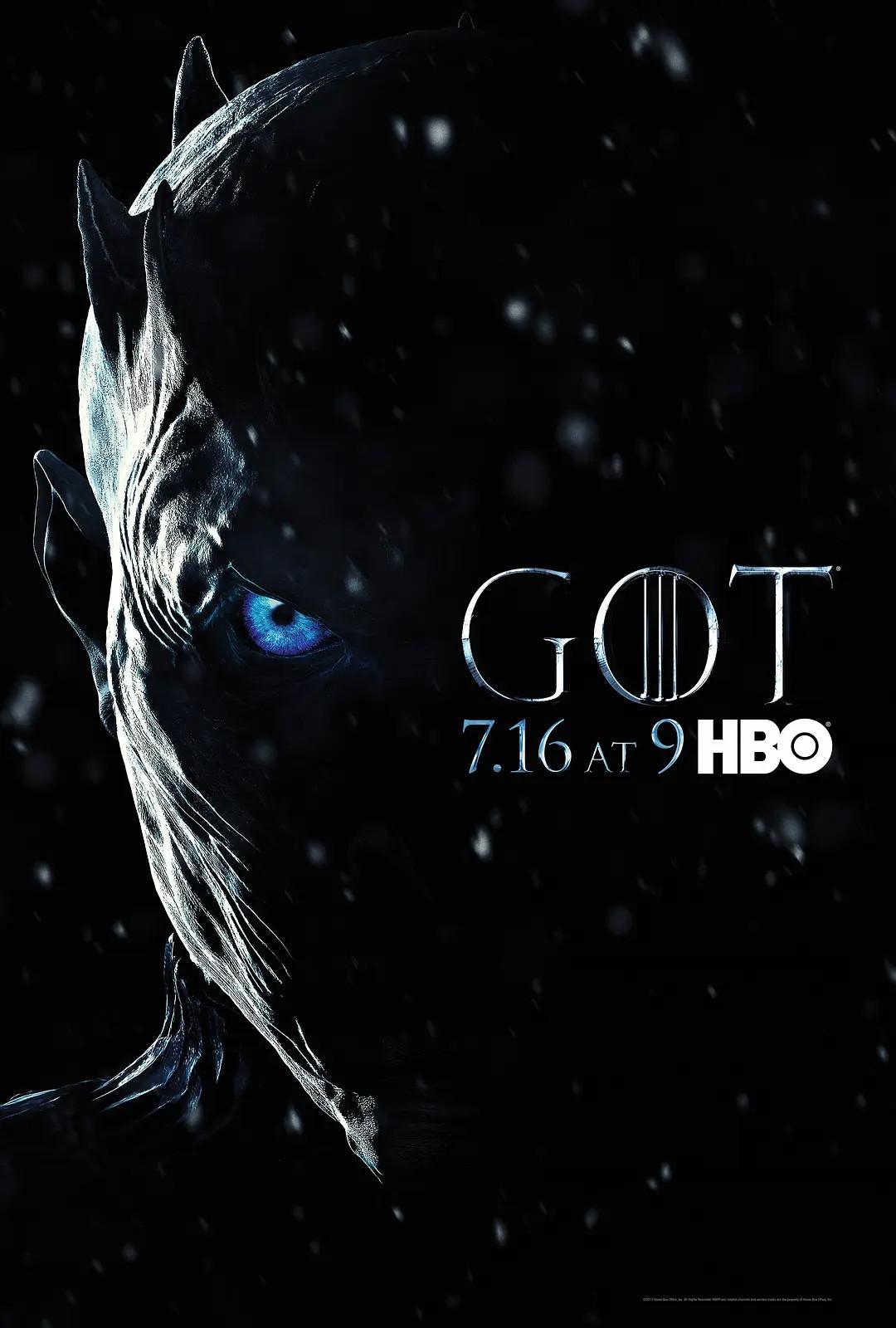 权力的游戏 第七季 Game of Thrones Season 7【7.87G】