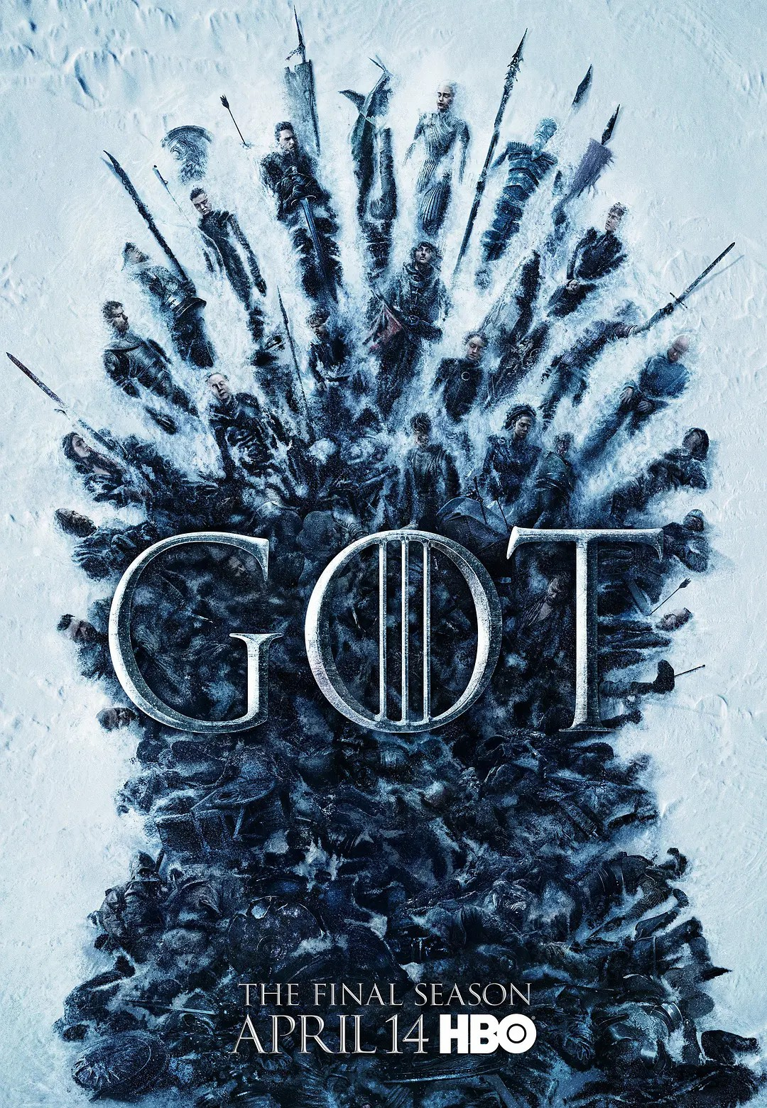 权力的游戏 第八季 Game of Thrones Season 8【8.46G】