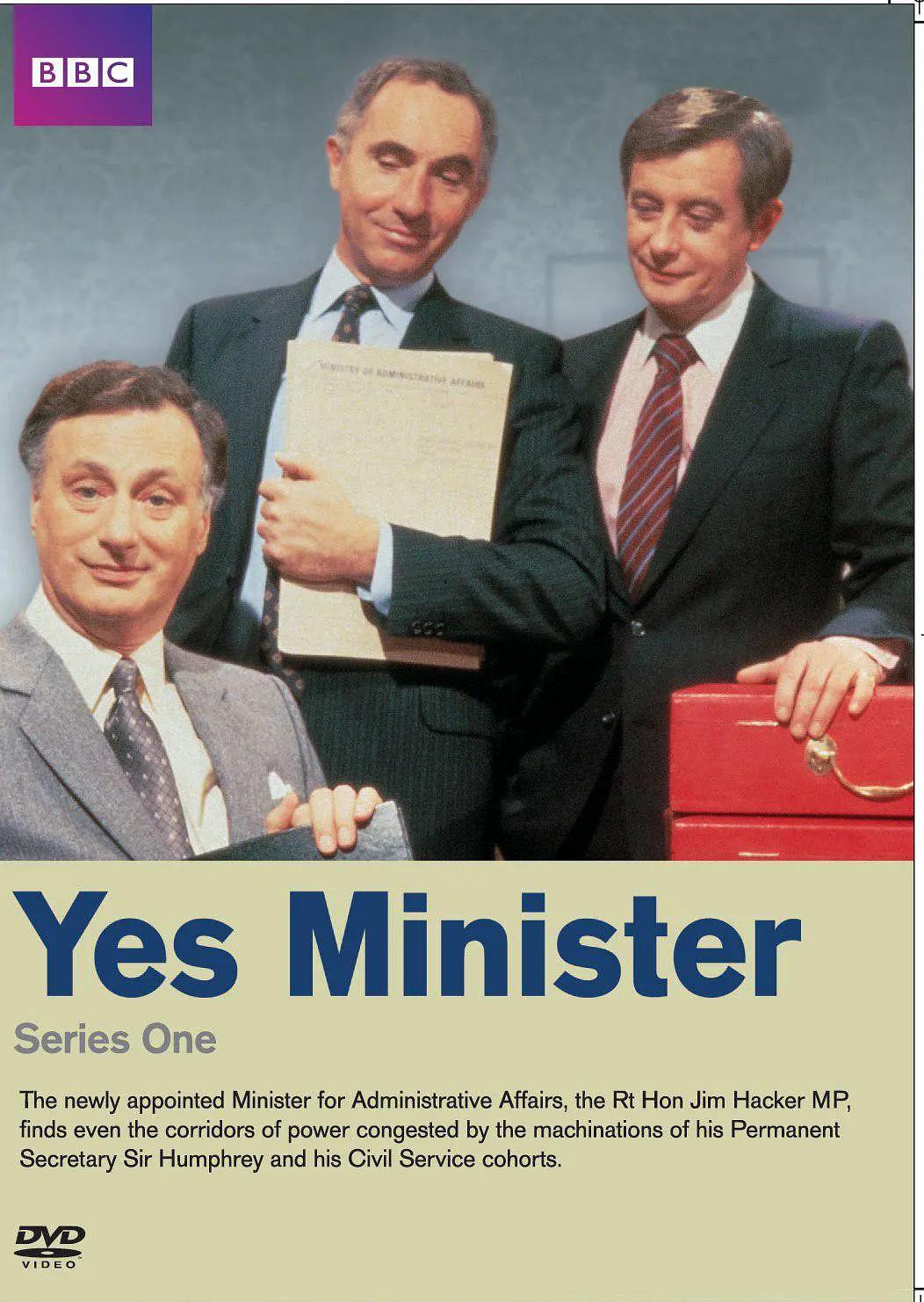 是,大臣 Yes Minister(1-3季+圣诞特辑)【2.66G】