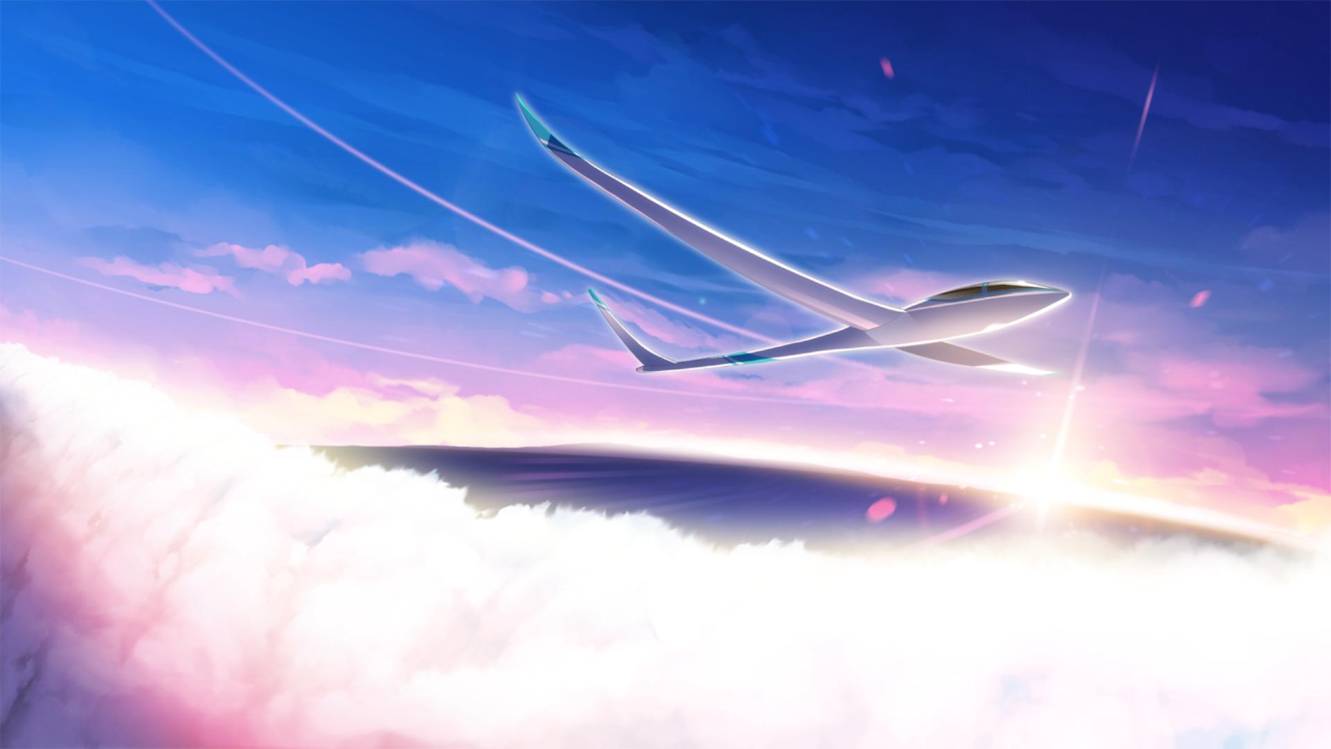 【PC/ADV/官中】 在这苍穹展翅-飞行日志- [OD] 2.76G 9
