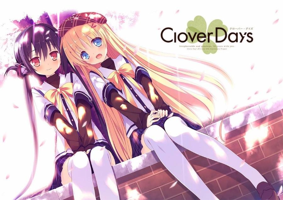 [PC/ADV/动态CG/漢化] Clover Day's 最終漢化版+Plus版 [.7z 7.19GB/5.06GB]
