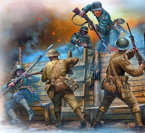 帝国坟墓:总体战与德奥同盟